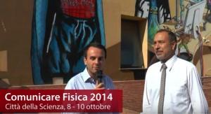 Con il direttore di Le Scienze, Marco Cattaneo.