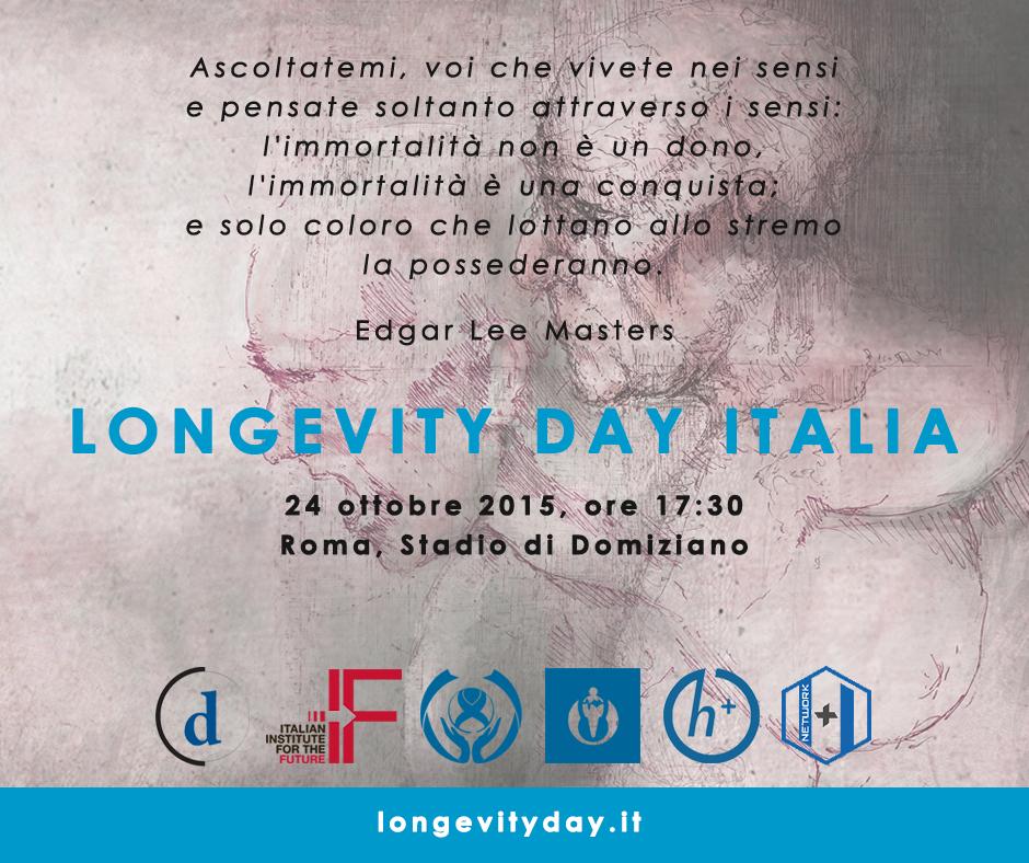 Longevity Day Italia