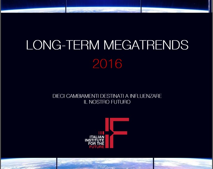 "Il report dell'IIF sui ""Long-Term Megatrends"" del 2016"
