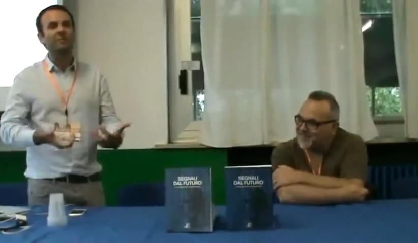 """Presentazione di """"Segnali dal futuro"""" a Milano"""