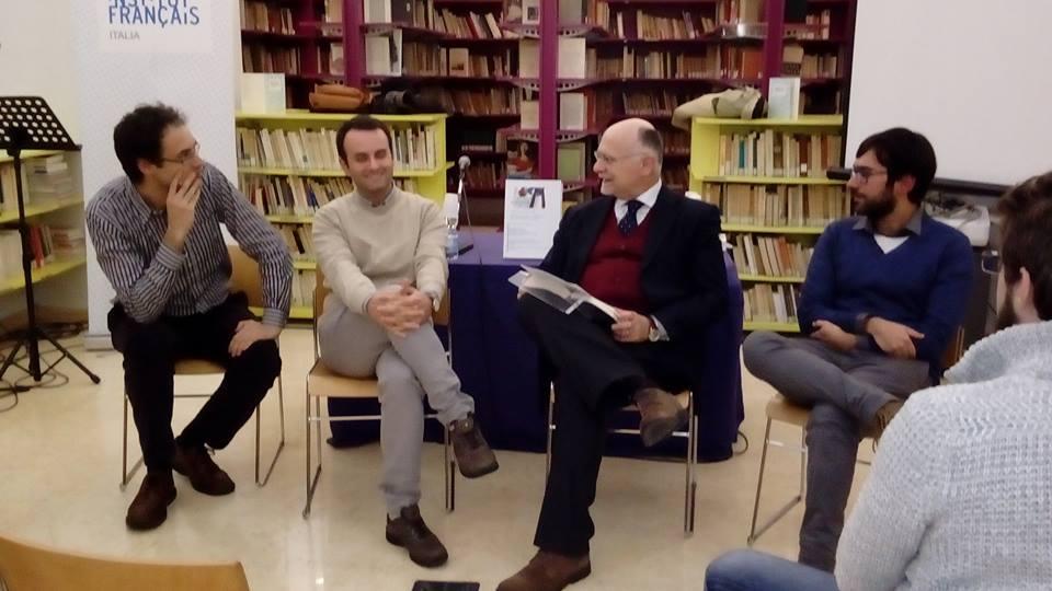 """All'Institut Français di Napoli la mia """"Guida alla Rivoluzione francese"""""""
