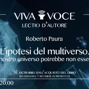 """Presentazione di """"Universi paralleli"""" a Roma - 28 settembre"""