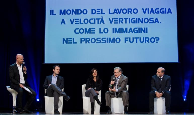 Il futuro del lavoro al meeting natalizio di BIP – 18 dicembre