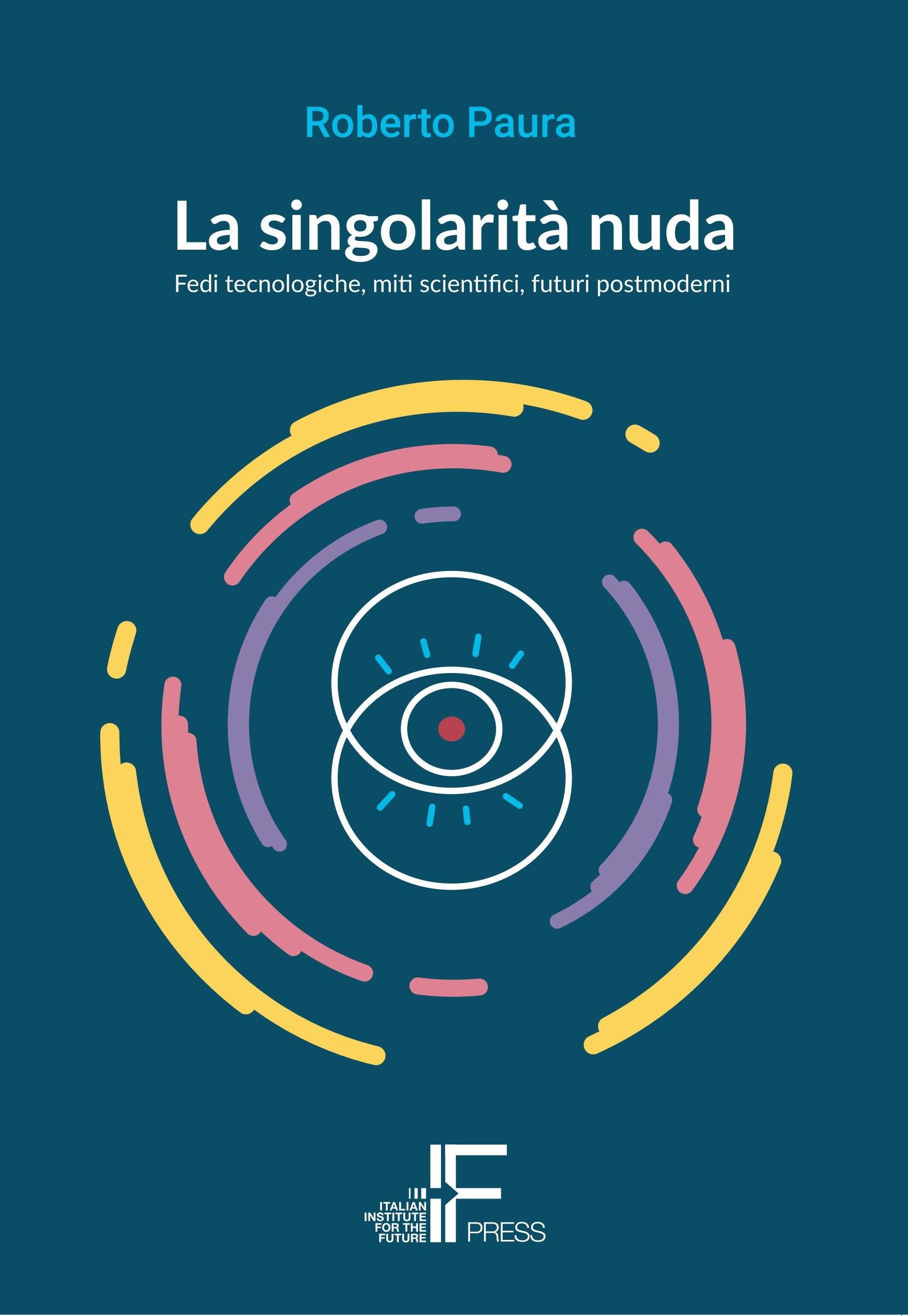"""Presentazione a Napoli di """"La singolarità nuda"""" – 19 gennaio"""