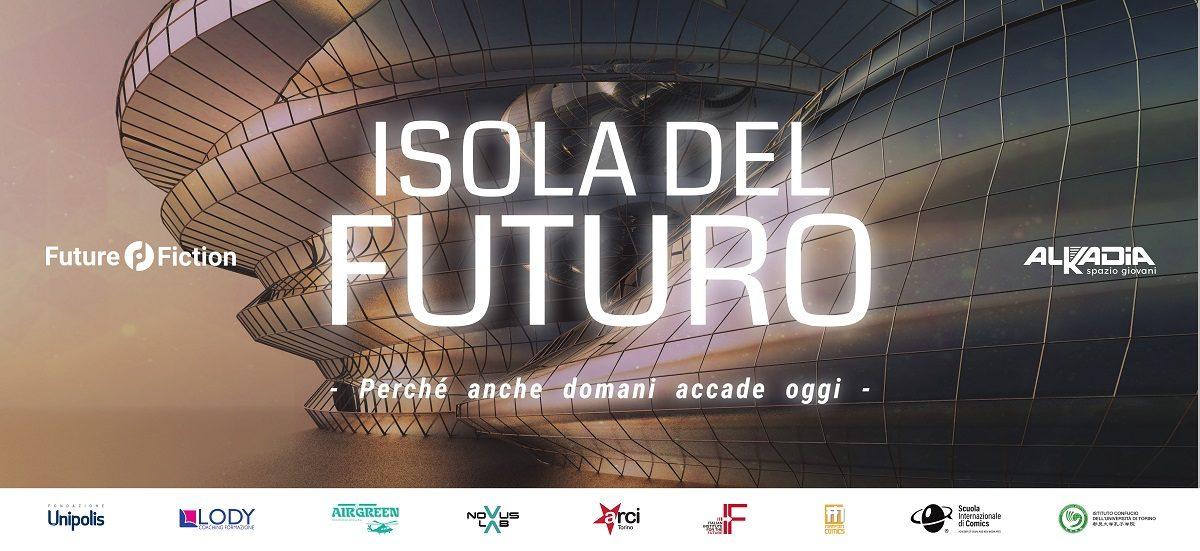 L'Isola del Futuro al Salone del Libro di Torino
