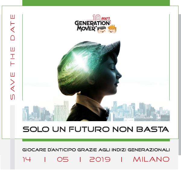 A Milano con Generation Mover per parlare del futuro del lavoro
