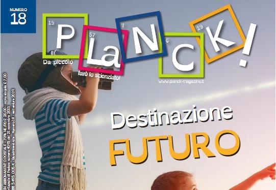 """Futuro e futurologia sulla rivista """"Planck!"""""""