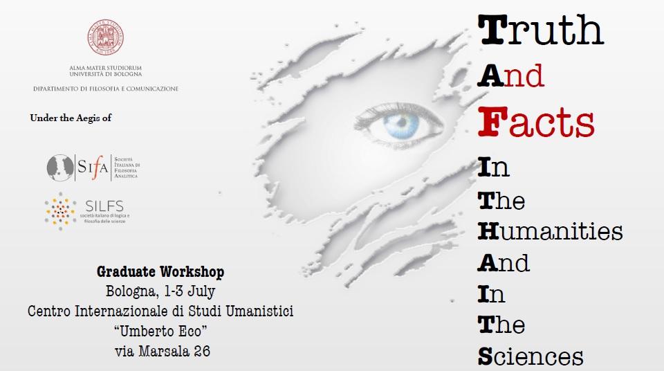 Scienza e postverità a un workshop universitario a Bologna
