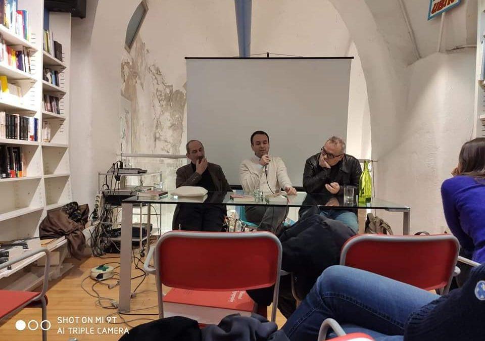 """Presentazione a Napoli di """"Il cielo sopra il porto"""""""