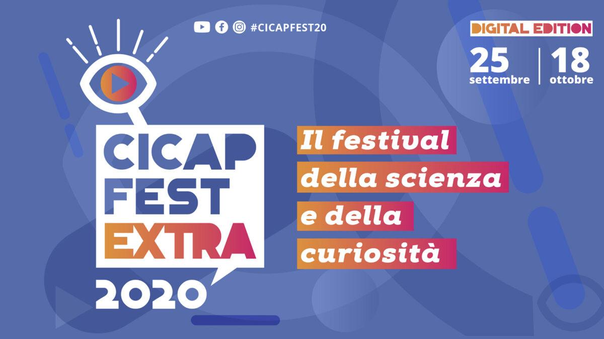 Ospite al CICAP Fest 2020: studiare il passato per prevedere il futuro